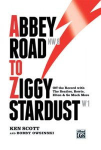 ABBEY ROAD TO ZIGGY STARDUST BOOK