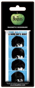 HARD DAY'S NIGHT MAGNETIC BOOKMARKER