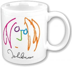 JOHN LENNON IMAGINE MOTION MUG