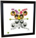 BEATLES GET BACK (VERSION 2) LITHOGRAPH - FRAMED
