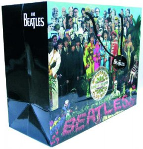 LARGE SGT PEPPER GIFT BAG