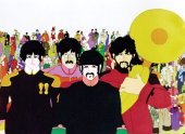 BEATLES YELLOW SUBMARINE 500 PIECE PUZZLE