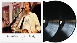 PAUL McCARTNEY - AMOEBA GIG 2 DISC VINYL SET
