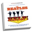 "BEATLES U.S. HELP COVER 20"" x 20"" CANVAS"