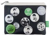 BEATLES GRAFFITI MAKE UP BAG - LAST TWO