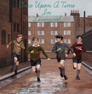 SIGNED ONCE UPON A TIME IN LIVERPOOL BOOK