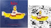 YELLOW SUBMARINE 2021 DELUXE CALENDAR - Last One