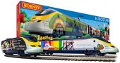 YELLOW SUBMARINE EUROSTAR ANALOG TRAIN SET