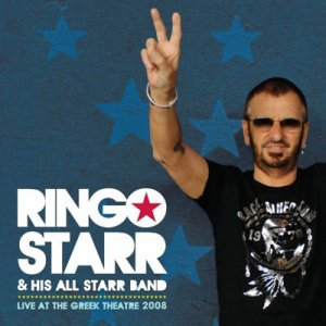 RINGO: LIVE AT THE GREEK THEATRE CD, 2008