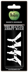 ABBEY ROAD MAGNETIC BOOKMARKER