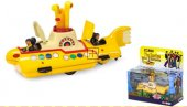 CORGI TOYS 2020 YELLOW SUBMARINE