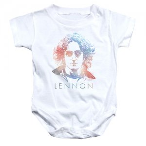 LENNON WITH COLOR IMAGE ONESIE -12 Months Only