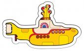 BEATLES YELLOW SUBMARINE PATCH