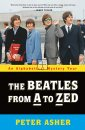 BOOKPLATE SIGNED: BEATLES FROM A-ZED - PETER ASHER