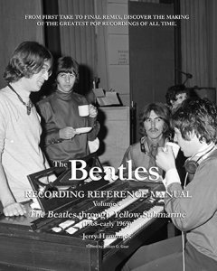 SIGNED: BEATLES RECORDING REFERENCE MANUAL. VOLUME 4