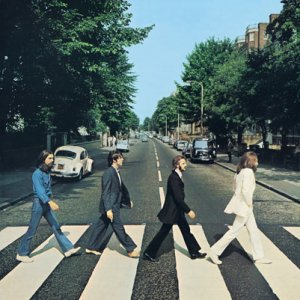 ABBEY ROAD- REMASTERED CD