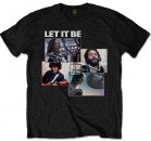 BEATLES LET IT BE RECORDING IMAGES - XLARGE