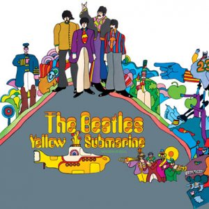 YELLOW SUBMARINE- REMASTERED CD