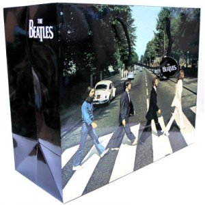 LARGE ABBEY ROAD GIFT BAG