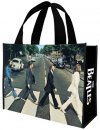 BEATLES ABBEY ROAD LARGE RECYCLED SHOPPER TOTE