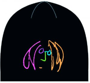JOHN LENNON SELF PORTRAIT BEANIE - Last One