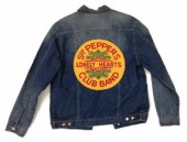BEATLES SGT. PEPPER DENIM JACKET
