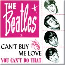 CAN'T BUY ME LOVE/YOU CAN'T DO THAT MAGNET