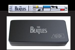 COLLECTIBLE BEATLES 1965 PEN-Last Two