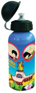 YELLOW SUBMARINE WATER BOTTLE