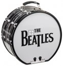BEATLES LOGO DRUM SHAPED TIN TOTE