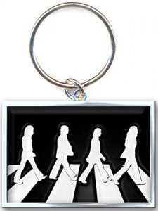 ABBEY ROAD SHADOW KEY CHAIN