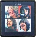 LET IT BE ALBUM COVER PATCH
