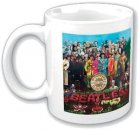 BEATLES SGT PEPPER ALBUM COVER MUG