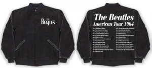 50th ANNIVERSARY BEATLES VARSITY JACKET - Medium - Only 2 Left