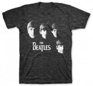 WITH THE BEATLES TEE - Medium - Last One