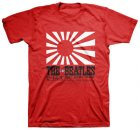BEATLES RISING SUN TEE - Med. - Last Three