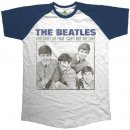 BEATLES CAN'T BUY ME LOVE RAGLAN TEE - XL