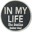 """IN MY LIFE"" SONG TITLE PATCH"