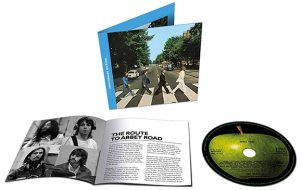 ABBEY ROAD 50TH ANNIVERSARY EDITION - 1 CD