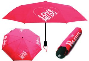 LOVE ME DO UMBRELLA