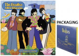 YELLOW SUBMARINE 2020 SPECIAL EDITION WALL CALENDAR