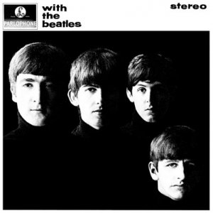 WITH THE BEATLES- REMASTERED CD