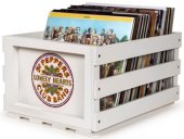 BEATLES SGT. PEPPER RECORD CRATE