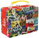 BEATLES SINGLES COLLECTION LARGE TIN TOTE