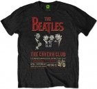 THE BEATLES AT THE CAVERN CLUB ECO TEE
