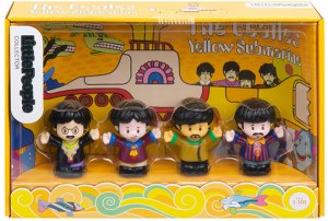 BEATLES YELLOW SUB BY LITTLE PEOPLE -Avail -Early Jan, 2020