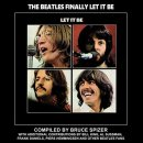 SIGNED - THE BEATLES FINALLY LET IT BE
