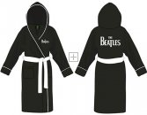 THE BEATLES LOGO FLEECE BATHROBE