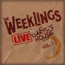 SIGNED - THE WEEKLINGS: LIVE AT DARYL'S HOUSE, VOL 1 CD
