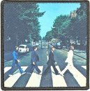 ABBEY ROAD ALBUM COVER PATCH